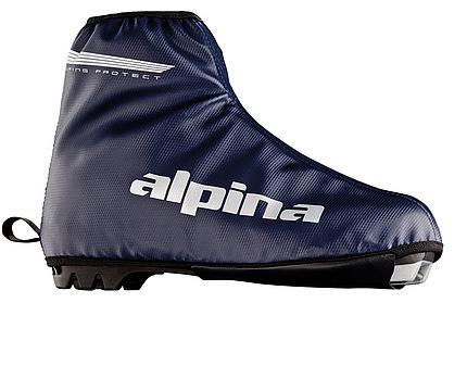 ddb7bc5b709 Návleky na lyžařské boty OVERBOOT blue-black