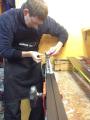 Měření tvrdosti lyží u nás na prodejně