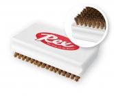 Kartáč na lyže Rex 620 mosazný (Brass brush)