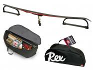 servisní kopyto pro běžecké lyže Rex 748 Portable waxing stand