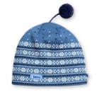 Čepice  Kama pletená A27 světle modrá