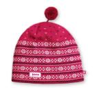 Čepice  Kama pletená A27 růžová