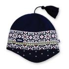 Čepice Kama pletená A29 tmavě modrá