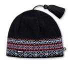 Čepice Kama pletená RETRO A42 černá
