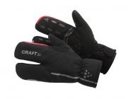 Běžecké a cyklistické rukavice Craft Siberian Split Finger 1901624-14-269