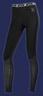 Termoprádlo 1.vrstva Swix spodky kalhoty Swix Pro Fit Wind černé dámské