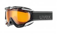 lyžařské brýle Uvex APACHE/black unisex