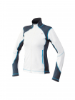 Termoprádlo 2.vrstva Direct Alpine GAVIA LADY white/grey/blue