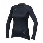 Termoprádlo 1.vrstva Direct Alpine T3 LADY tričko dlouhý rukáv černé