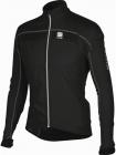 Cyklistická bunda Sportful Anakonda Shell Jacket černá pánská
