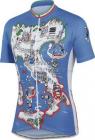 Cyklistický dres Sportful Italia Formiche Jersey modrý pánský
