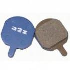 organické brzdové destičky a2z Fastop Hayes Sole / MX-2 mechanical / MX-3 / Quard qmd-6