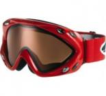 Sjezdové lyžařské brýle Carrera KIMERIK RELOAD SUPER ROSA red shaded 2013/14