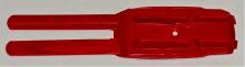 Podpatěnka  Rottefella R3 červená (ks)