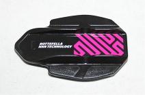 Podpatěnka Rottefella Touring AUTO NIS černá (ks)