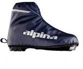 Návleky na lyžařské boty Alpina OVERBOOT blue-black