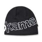 Pletená čepice Kama A85 černá