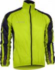 Cyklistická bunda Silvini Saline green pánská