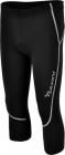 Cyklistické kalhoty dětské Silvini 3/4 BASENTO CP487 černé