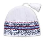 Pletená čepice Kama A42 - RETRO kolekce natur