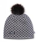 Pletená čepice Kama A59 černá