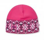 Pletená čepice Kama A90 růžová
