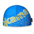 Běžecká čepice Kama AW33 - Windstopper tyrkysová