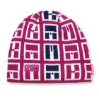Pletená čepice Kama Kamakadze K22 růžová