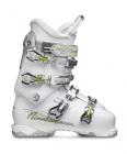 Sjezdové lyžařské boty dámské Nordica NXT N4W 2014/15 white/silver