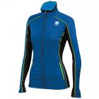 Běžecká bunda Sportful ENGADIN W WIND 0400706 modrá dámská