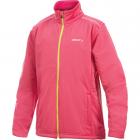 Běžecká bunda dětská Craft XC Warm Junior 1902836 růžová