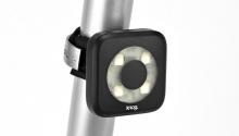 Blikačka KNOG BLINDER 4 CIRCLE, přední - černá