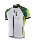 Cyklistický dres pánský Kalas ROAD Dres kr. rukáv BASIC X4 zelený