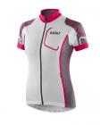 Cyklistický dres dámský Kalas LADY Dres kr. rukáv BASIC X4 pink