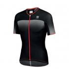 Cyklistický dres pánský Sportful R&D Ultralight Jersey černý