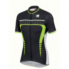 Cyklistický dres pánský Sportful Squadra corse jersey černý