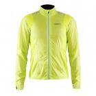 Cyklistická bunda Craft 1903290-1851 Featherlight neonově žlutá pánská