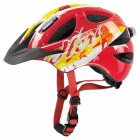 Dětská cyklistická helma Uvex  HERO  red červená 2015