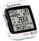 Tachometr Sigma BC-ROX 6.0 CAD STS se senzorem frekvence nášlapu