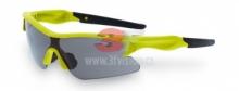 Dětské brýle 3F vision Button - 1440 limetkové