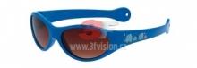 Dětské brýle 3F vision Rubber - 1443 modré