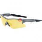 Dětské brýle 3F vision Button - 1441 šedé