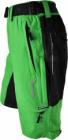 Cyklistické kalhoty Silvini MTB RANGO MP373  volné zelené pánské