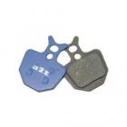 organické brzdové destičky a2z Fastop Formula AZ-320 / ORO hydraulic