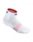 Cyklistické ponožky   Kalas RACE X4 | bílé