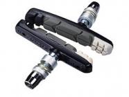 brzdové špalíky BBB MTB šroub 3-bar 72mm 2páry
