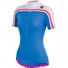 Cyklistický dres dámský Sportful Allure Jersey modrý col.204