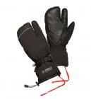 Sjezdové rukavice Direct Alpine WALLIS 1.0 black