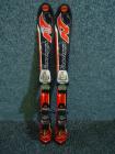 Bazarové dětské lyže Nordica 90 cm