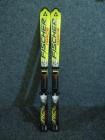 Bazarové dětské lyže Fischer 120 cm